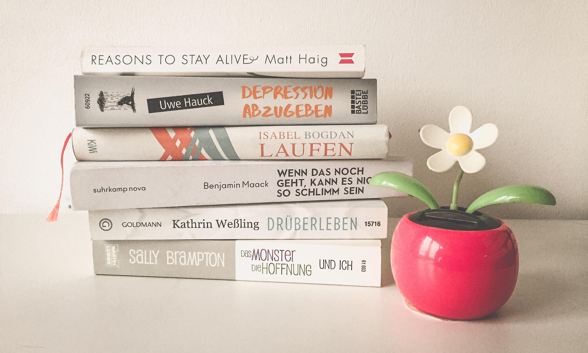 Lesen gegen Depressionen